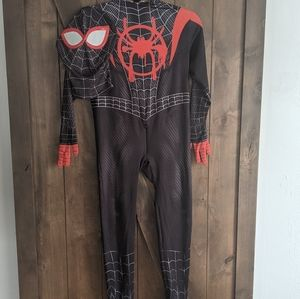 🕷️Miles Morales Spiderman Costume🕸️